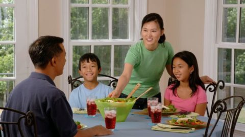 Healthy Eating For The Family