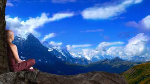 Evolutionary Non-Dual Spirituality Model for Global Transformation