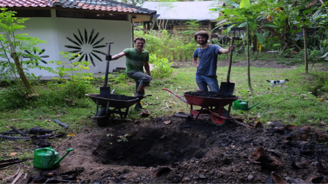 BioChar: The Miracle Ingredient for the Organic Garden