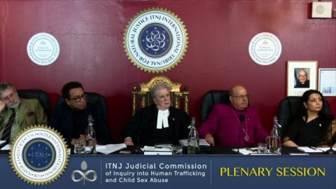 ITNJ Commission Seating April 2018 Plenary Session 1