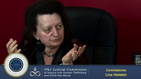 Lina Helstein Illuminates 3 Points of Optimism We Can Take Away From The ITNJ's Judicial Commission of Inquiry
